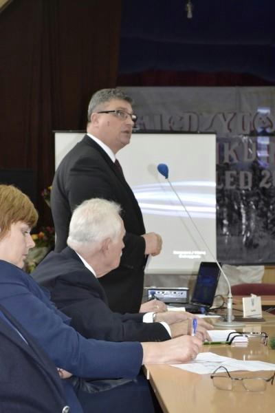 Wizyta na Sesji Rady Gminy w Wietrzychowicach