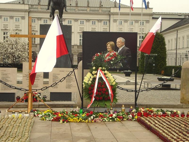 VI rocznica katastrofy Smoleńskiej